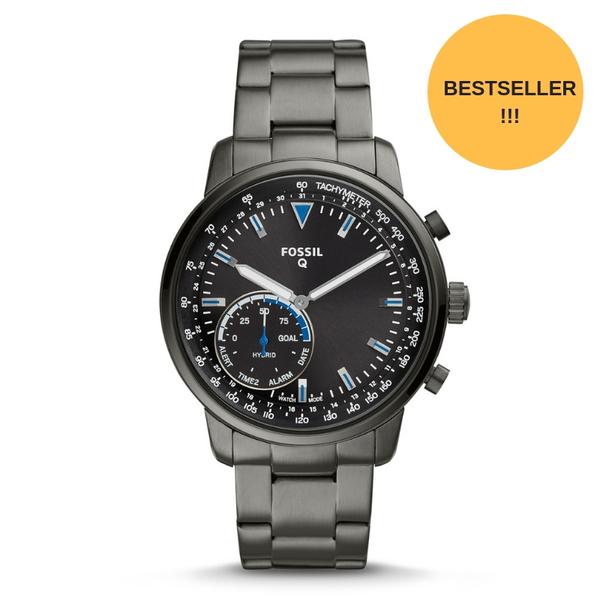 Smartwatch zegarek hybrydowy fossil q ftw1174