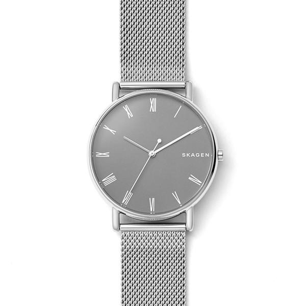 Zegarek m%c4%99ski skagen signatur srebrny skw6428