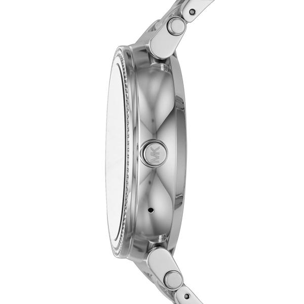 Smartwatch michael kors sofie srebrny bok mkt5020