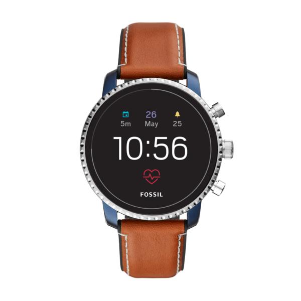 Smartwatch m%c4%99ski fossil ftw4016 najnowszy 4 generacja