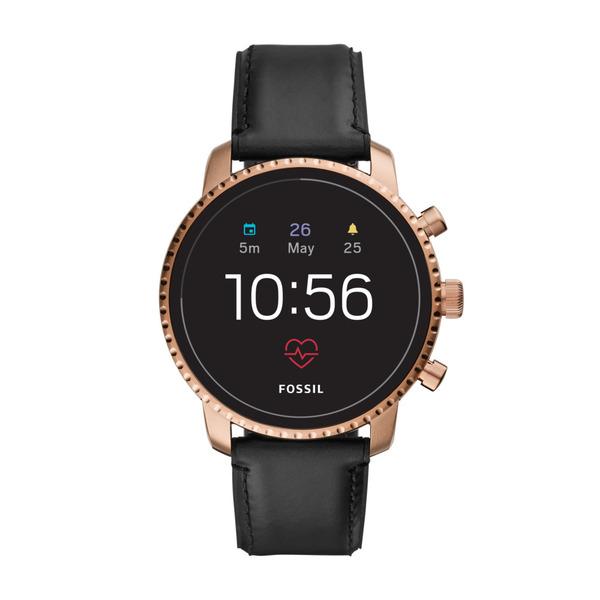 Smartwatch m%c4%99ski fossil ftw4017 najnowszy 4 generacja