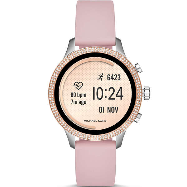 Smartwatch damski michael kors runway mkt5055  pomiar tetna