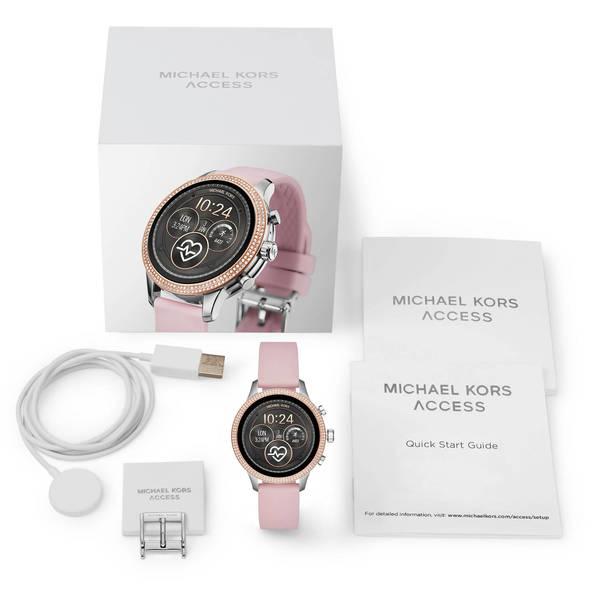 Smartwatch damski michael kors runway mkt5055 opakowanie