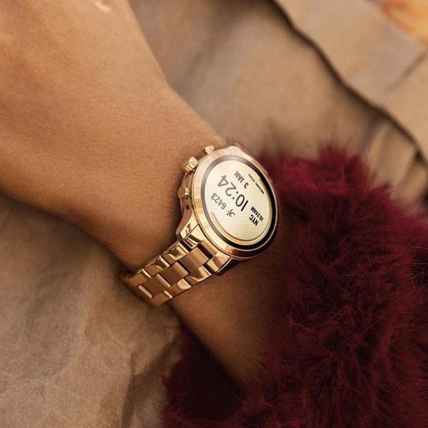 Smartwatch michael kors mkt5045 z%c5%82oty