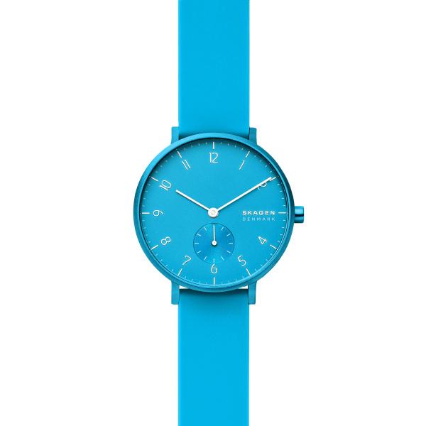 Zegarek skagen kulor niebieski neonowy skw2818 unisex
