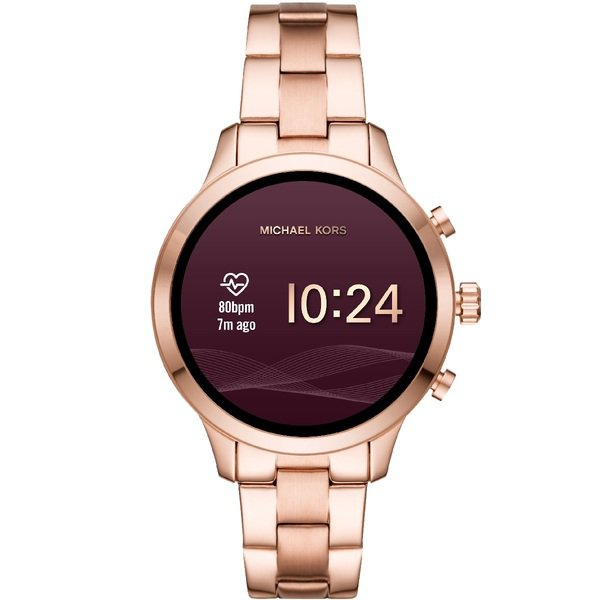 Smartwatch michael kors mkt5046 rose gold  funkcje