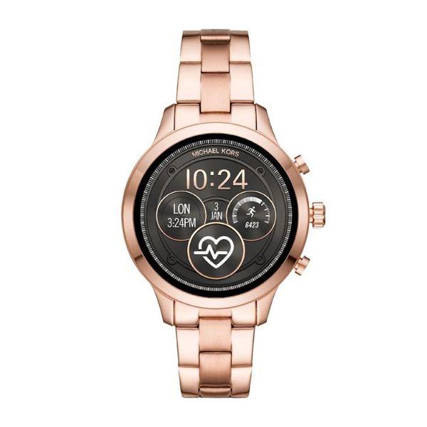 Smartwatch michael kors mkt5046 rose gold  zmiana tarczy