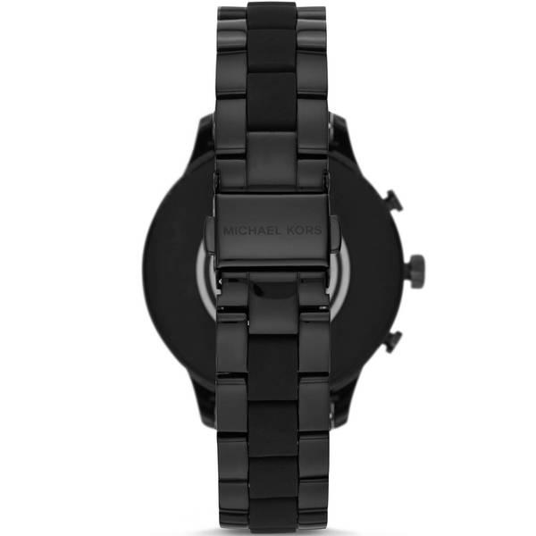 Smartwatch michael kors runway mkt5058 czarny bransoleta