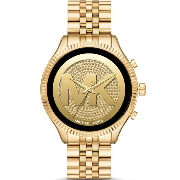 Smartwatch michael kors lexington zloty mkt5078  wyswietlacz