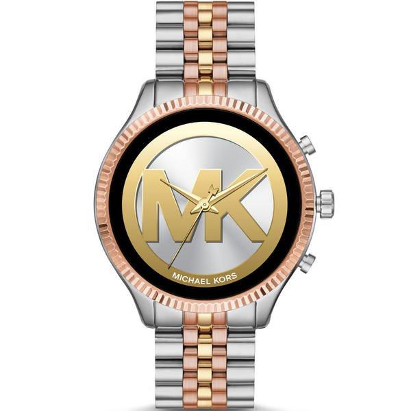 Mkt5080 smartwatch michael kors lexington trzy kolory wyswietlacz
