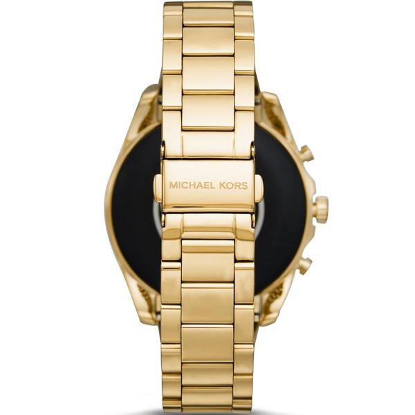 Mkt5085 smartwatch michael kors bradshaw zloty bransoleta