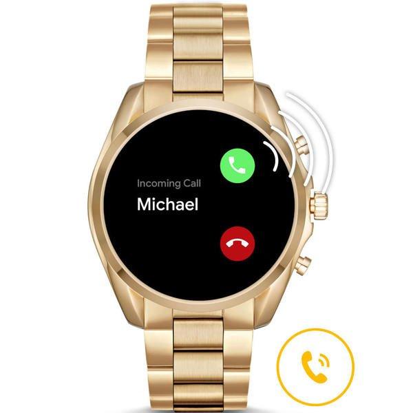 Mkt5085 smartwatch michael kors bradshaw zloty rozmowa