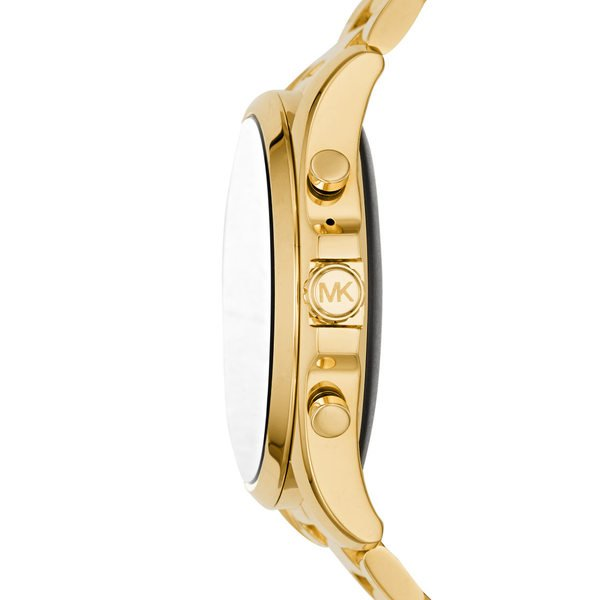 Mkt5085 smartwatch michael kors bradshaw zloty koperta