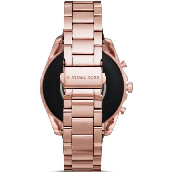 Mkt5086 smartwatch michael kors bradshaw rose gold bransoleta