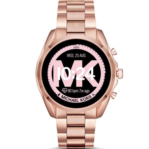 Mkt5086 smartwatch michael kors bradshaw rose gold funkcje