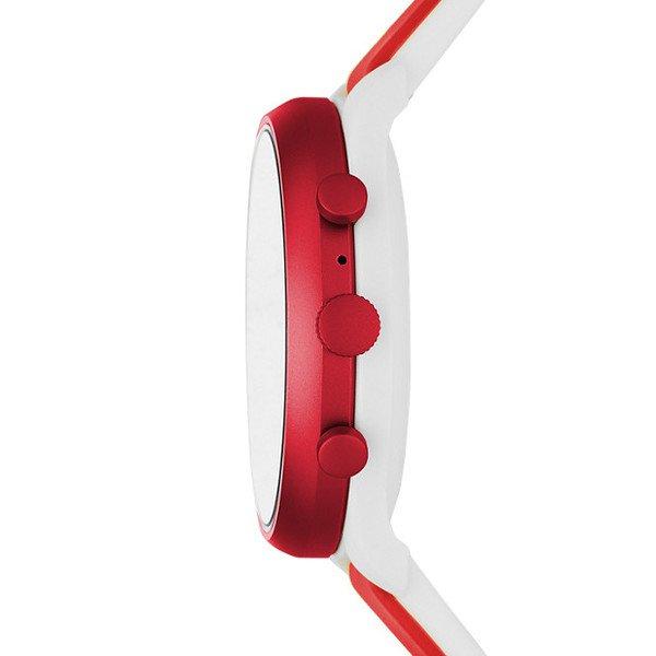 Smartwatch fossil sport czerwony ftw6052 koperta