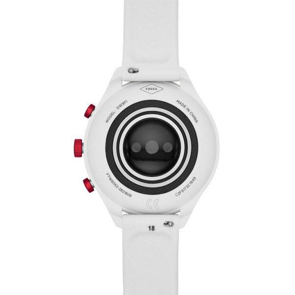 Smartwatch fossil sport czerwony ftw6052 bateria
