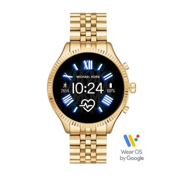 Najnowszy smartwatch michael kors zloty mkt5078