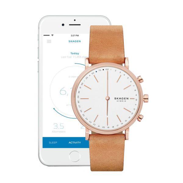 Zegarek skagen aplikacja skt1204