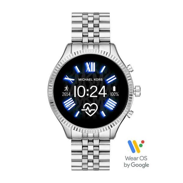Najnowszy smartwatch michael kors srebrny mkt5077
