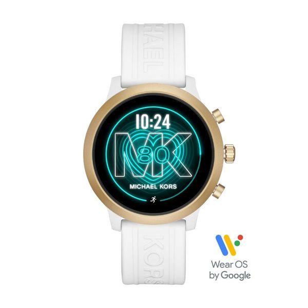 Smartwatch michael kors bialy mkt5071