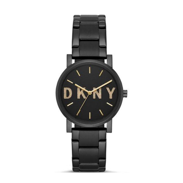 Zegarek dkny czarny ny2682