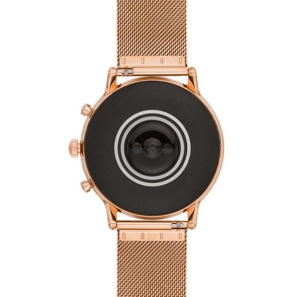 Smartwatch fossil damski ftw6062 rose gold bransoleta bateria