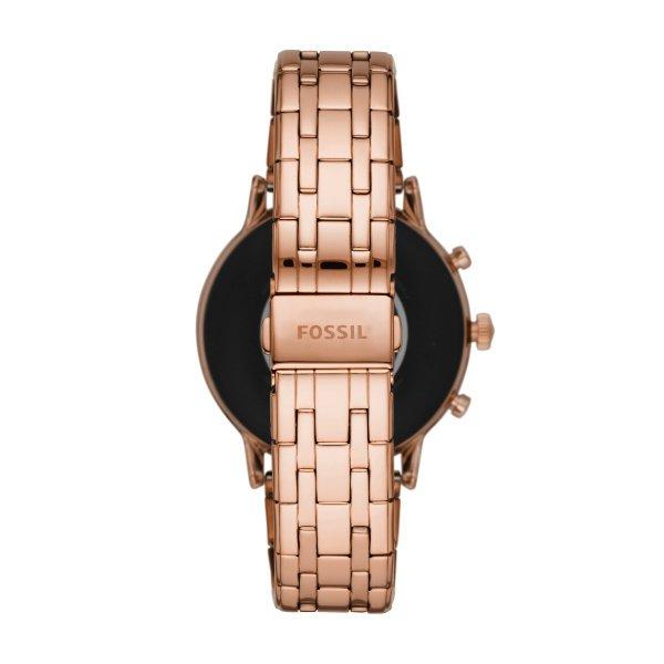 Smartwatch fossil damski ftw6035 z krysztalkami bransoleta