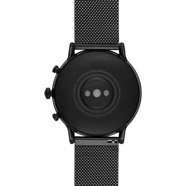 Smartwatch fossil damski ftw6036 czarny bateria