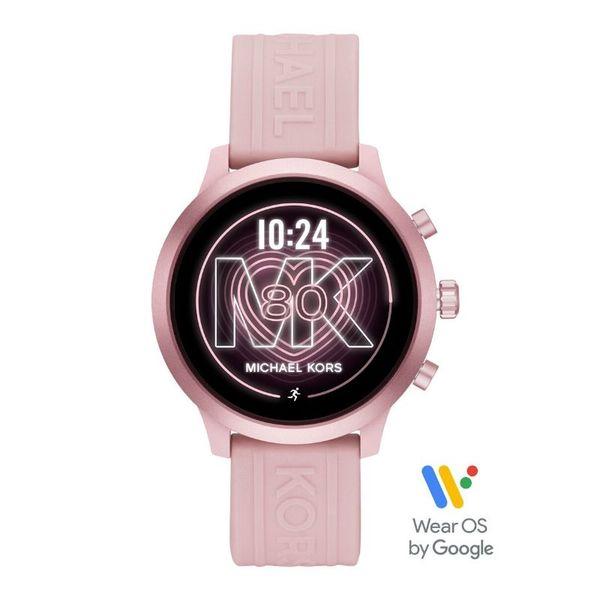 Smartwatch michael kors mkgo sport rozowy mkt5070