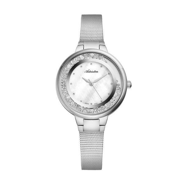 Zegarek adriatica srebrny damski a3720.514fqz