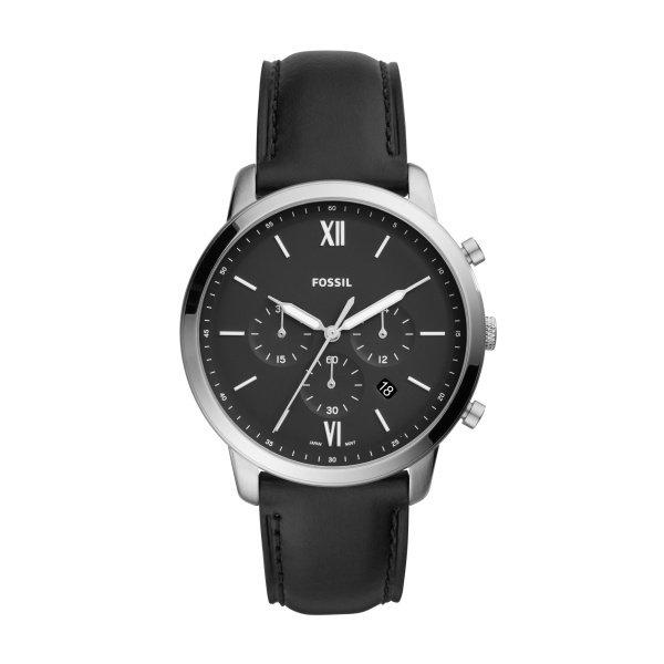 Zegarek fossil fs5452 czarny neutra