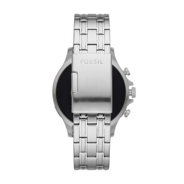 Smartwatch meski fossil ftw4040 stalowa bransoleta