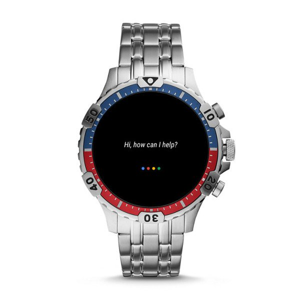 Smartwatch meski fossil ftw4040 google assistant