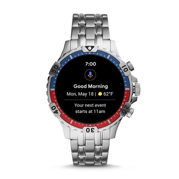 Smartwatch meski fossil ftw4040 powiadomienia