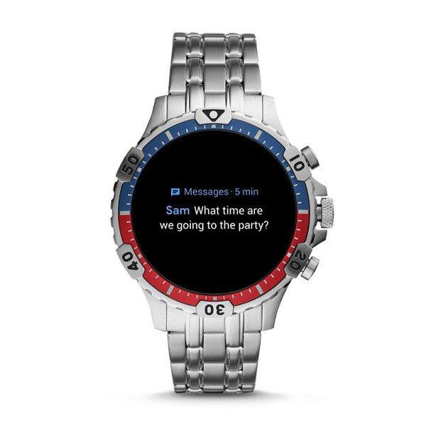 Smartwatch meski fossil ftw4040 sms