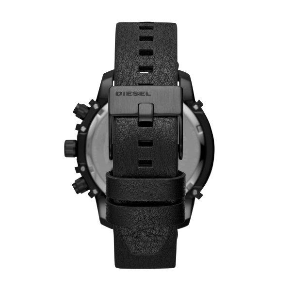 Zegarek diesel dz4519 czarny pasek tyl
