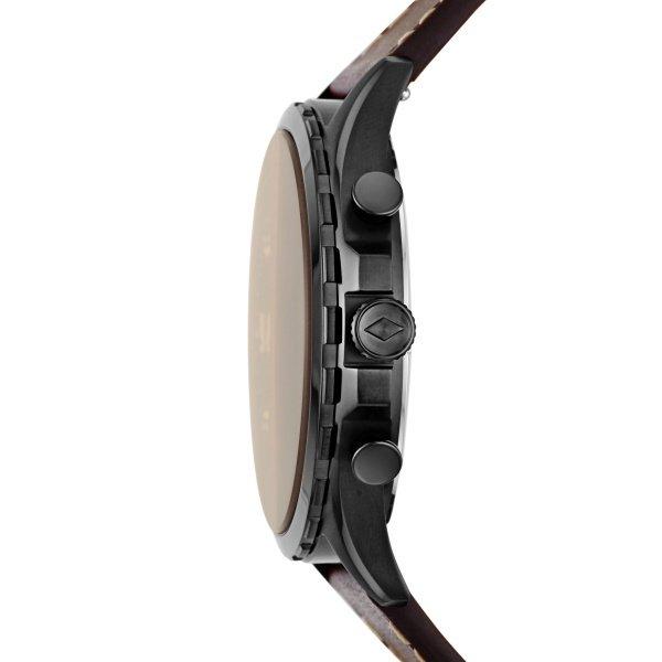 Zegarek meski fossil fs5608 czarna koperta