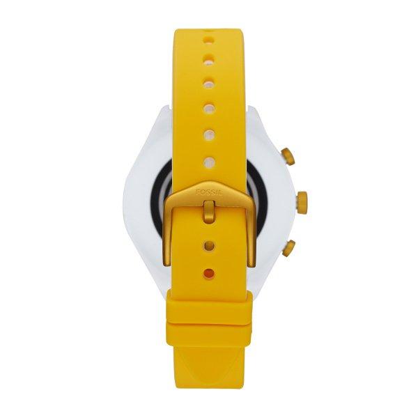 Smartwatch fossil sport zolty ftw6053 pasek