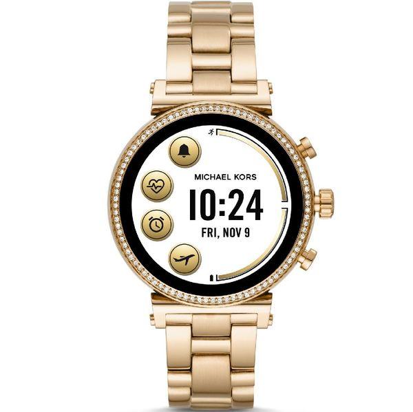 Smartwatch michael kors zloty mkt5062 bransoleta oryginal