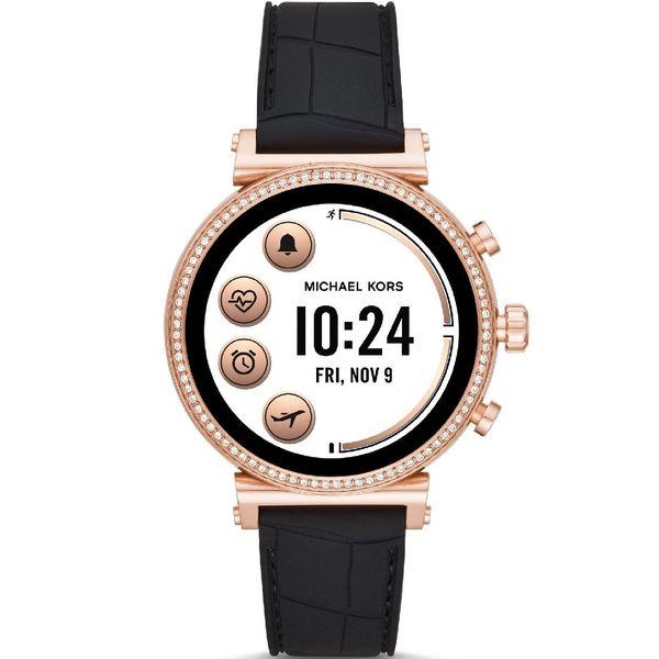 Smartwatch kors z czarnym paskiem mkt5069 sofie