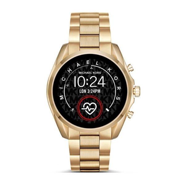 Smartwatch michael kors zloty mkt5085 na bransolecie bradshaw najnowszy nowa generacja