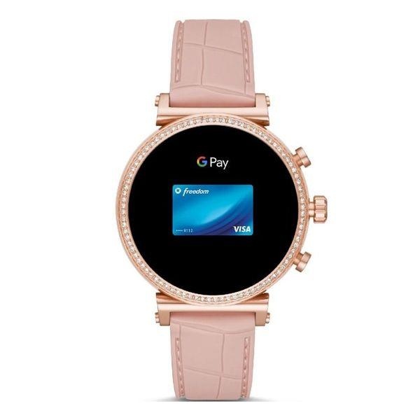 Smartwatch michael kors z platnosciami bezdootykowymi platnosc zegarkiem
