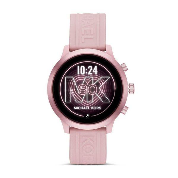 Sportowy smartwatch michael kors mkt5070 r%c3%b3%c5%bcowy