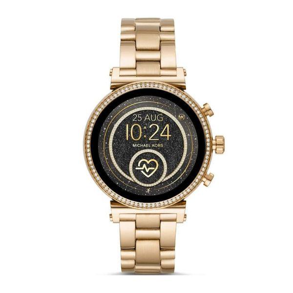 Z%c5%82oty smartwatch michael kors sofie mkt5062
