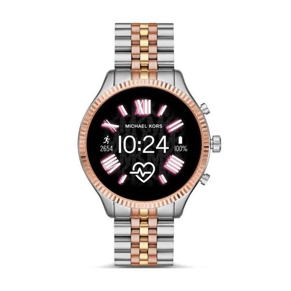 Smartwatch michael kors trzykolorowy lexington mkt5080 tricolor najnowszy autoryzowany sklep