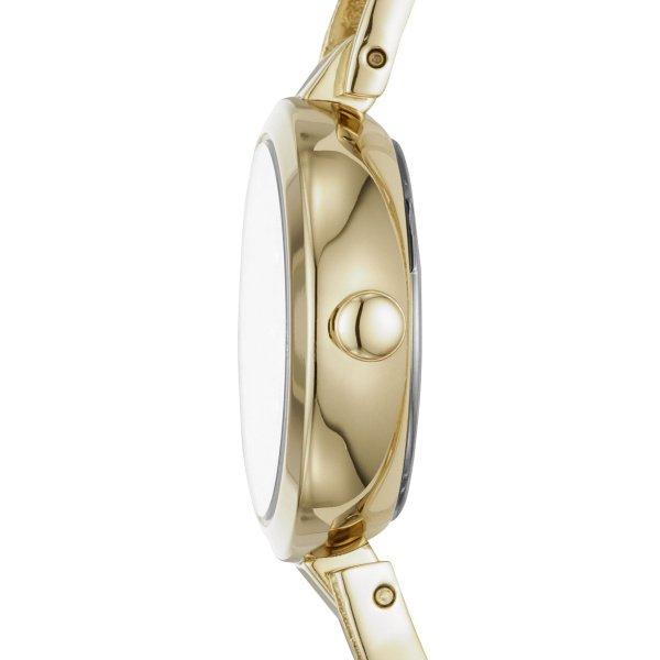 Z%c5%82oty zegarek dkny na bransolecie z brylancikami crosswalk gold ny2830 mala koperta