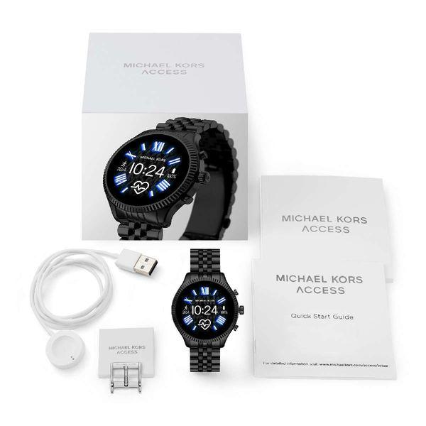Mkt5096 smartwatch michael kors lexington czarny autoryzowany sklep sprzedawca