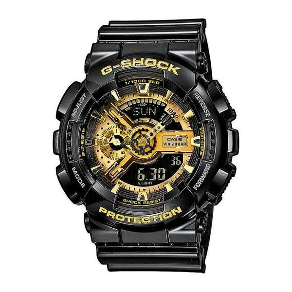 Casio g shock czarno zloty ga 110gb 1aer zegarek meski casio autoryowany sprzedawca