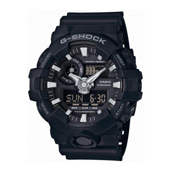 Zegarek meski casio g shock czarny ga 700  1ber utoryzowany sklep